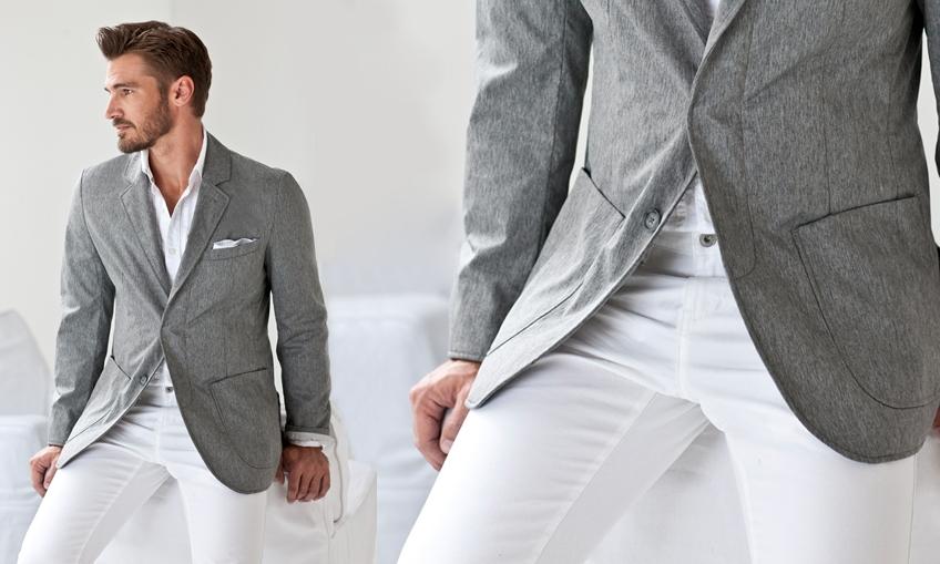 Ceket ve Pantolonların Tarz Uyumu