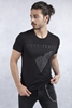 Man in Black t-shirt Kombini
