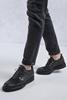 Siyah Ayakkabı Kombini