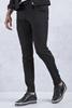 Black kumaş pantolon Kombini