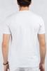 Beyaz Basic T-shirt Kombini