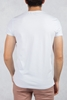 Beyaz T-shirt Kombini