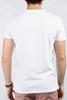Beyaz Baskılı T-shirt Kombini