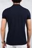 Lacivert Polo Yaka Tshirt Kombini