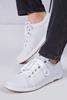 Beyaz Sneaker Kombini