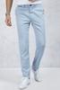Buz Mavi Gabardin Pantolon