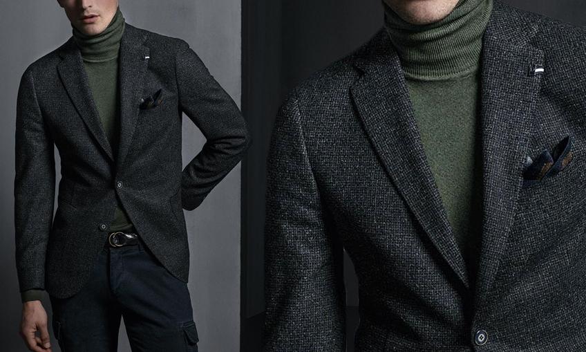 Kış Aylarında Erkekler Blazer Ceketlerini Nasıl Giymeli?