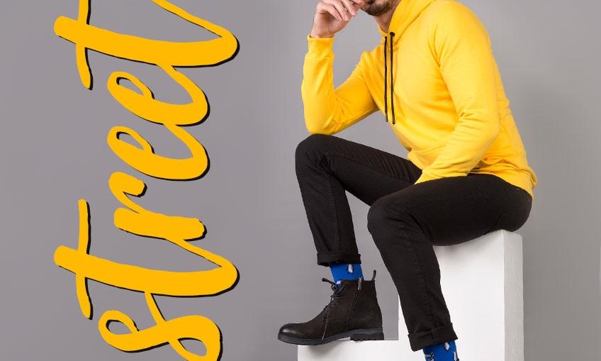 Erkek Kapüşonlu Sweatshirt Nasıl Kombinlenir ?