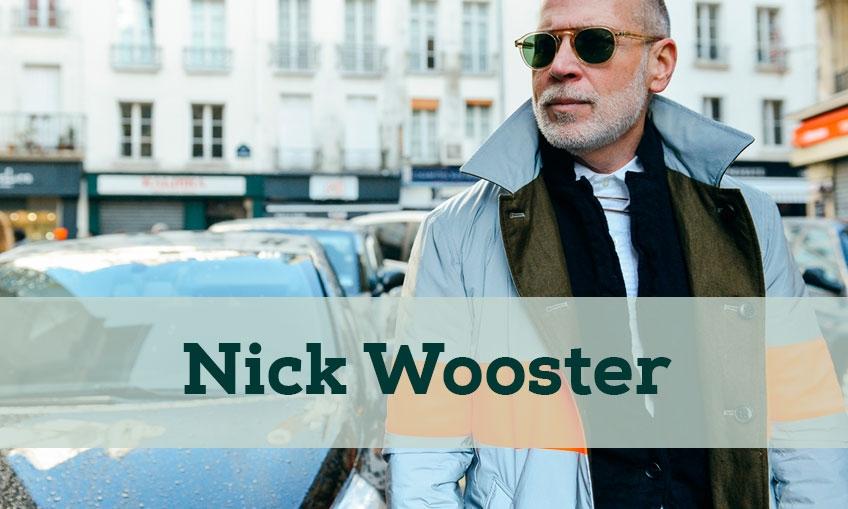Erkeklerin Giyim İkonu : Nick Wooster'ın Tarzı