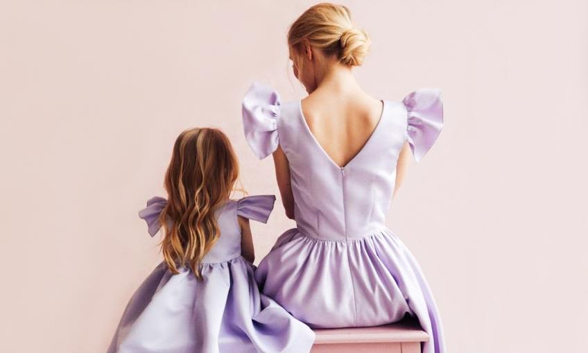 Şık ve Sevimli Anne Kız Kombinleri