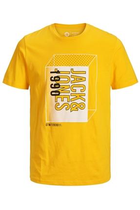 Booster Sarı Erkek Tişört