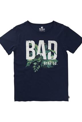 Bad Company Lacivert Tişört
