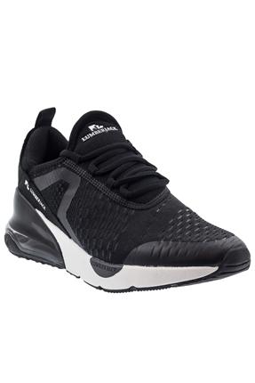 9M Kong Siyah Erkek Koşu Ayakkabısı