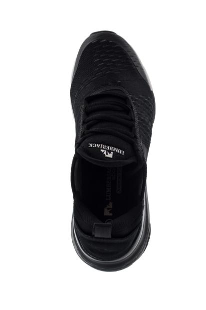 9M Kong Siyah Kadın Koşu Ayakkabı