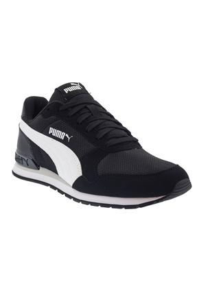 St Runner V2 Mesh Jr Siyah Kadın Günlük Ayakkabı