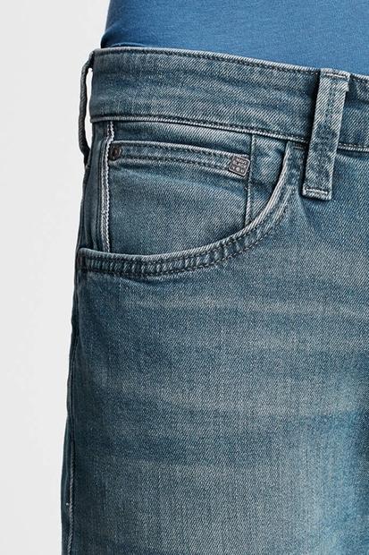 Jake Foggy Black Erkek Kot Pantolon