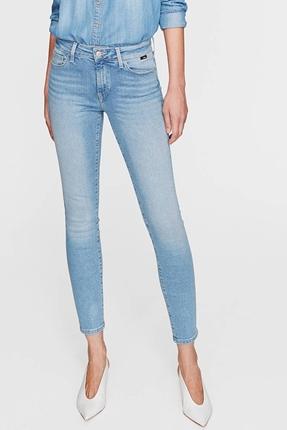 Adriana Blue 90's Mavi Kadın Pantolon
