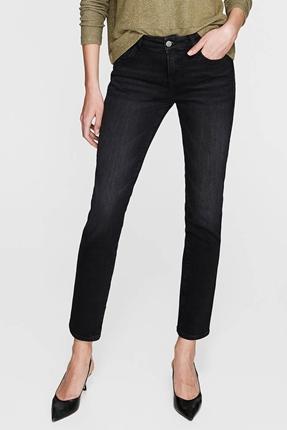 Ada Smoke Vintage Siyah Kadın Pantolon
