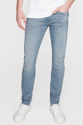James Comfort Mavi Erkek Kot Pantolon