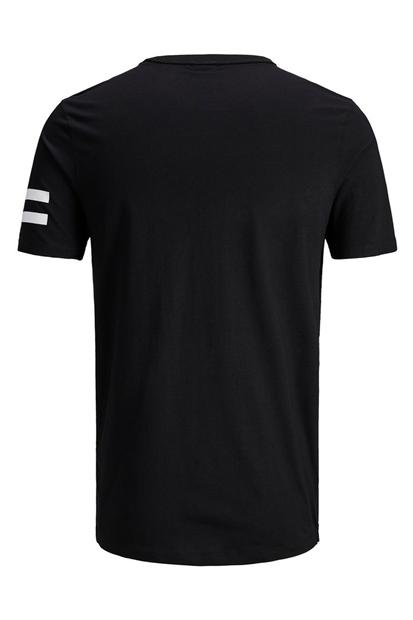 Mesh Siyah Erkek Tişört