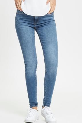 Paola Jeans Mavi Kadın Pantolon