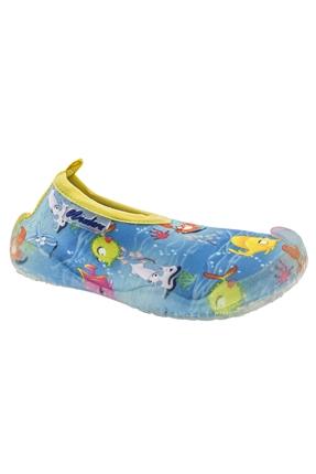 Aqua Mavi Çocuk Deniz Ayakkabı