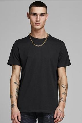 Basic Siyah Erkek Tişört