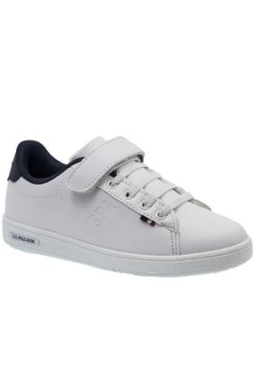 9F Franco 9Pr Beyaz Günlük Çocuk Ayakkabı