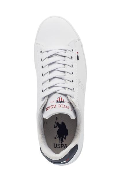 9F Franco 9Pr Beyaz Erkek Ayakkabı