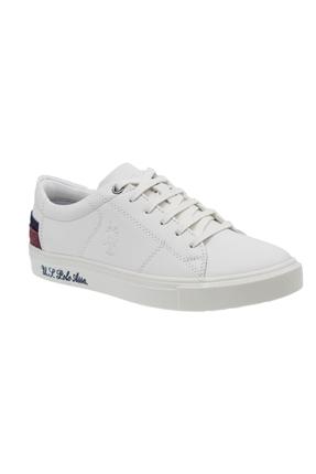 9F Scott 9Pr Beyaz Kadın Günlük Ayakkabı