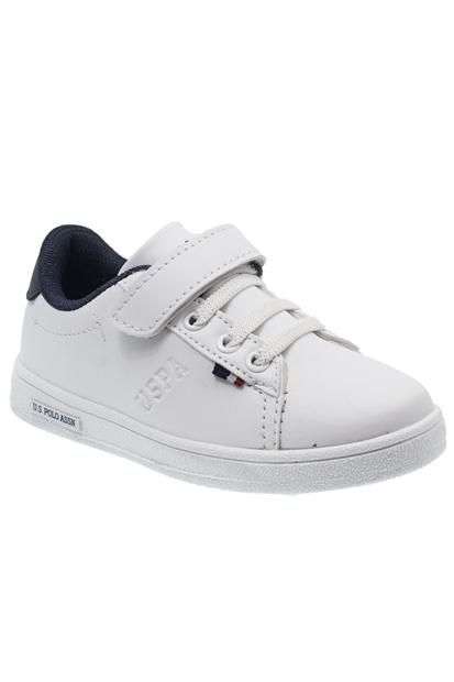 9F Franco 9Pr Beyaz Çocuk Ayakkabısı