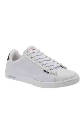 9F Franco 9Pr Beyaz Kadın Ayakkabı