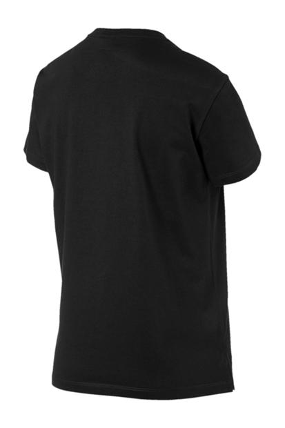 Classics Logo Siyah Kadın Tişört