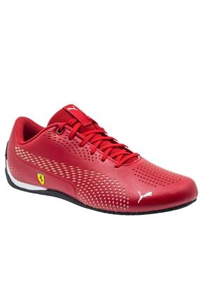 Sf Drift Cat 5 Kırmızı Erkek Spor Ayakkabı
