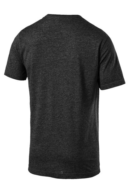 Essentials Heather Siyah Erkek Tişört