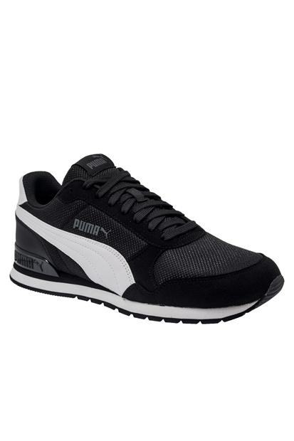St Runner V2 Siyah Erkek Spor Ayakkabı