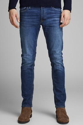 Glenn Noos Lacivert Erkek Pantolon