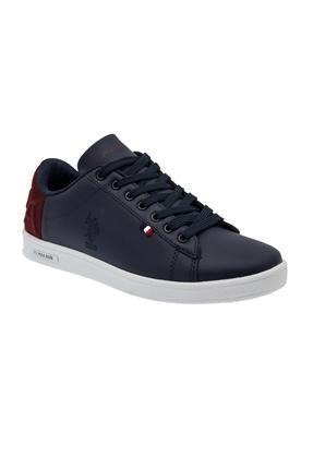 9F Pedro Lacivert Kadın Ayakkabısı