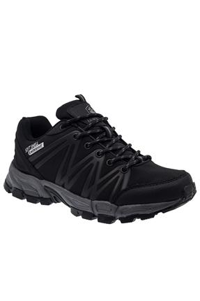 9w Shell Siyah Kadın Outdoor Ayakkabı