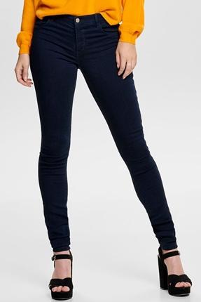 Rain Kinny Lacivert Kadın Pantolon
