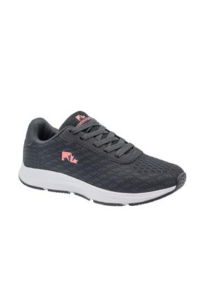 9w Johnson Gri Kadın Koşu Ayakkabısı