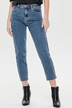 Emily Mavi Kadın Pantolon