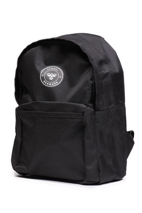 Yule Bag Pack Siyah Sırt Çantası