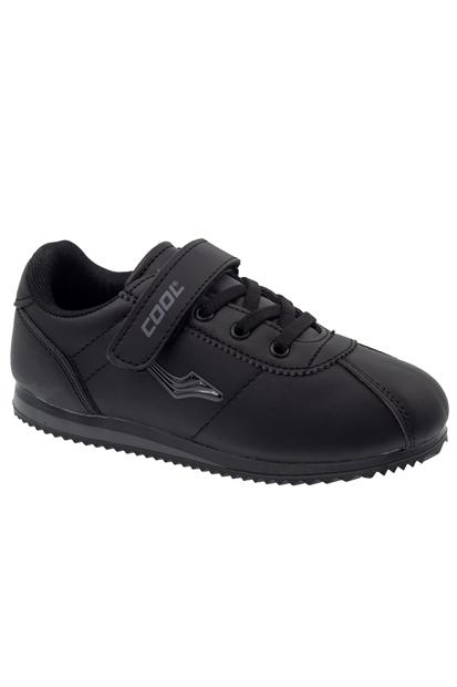 Siyah Çocuk Günlük Ayakkabı