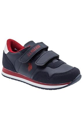 9F Alone 9Pr Lacivert Günlük Çocuk Ayakkabı