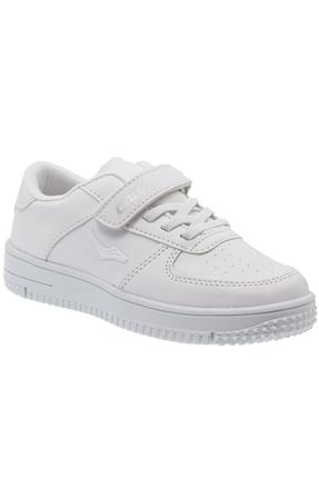 Logolu Beyaz Çocuk Günlük Ayakkabı