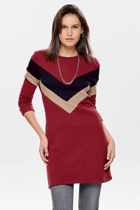 Dakota Dress Kırmızı Elbise