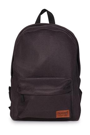 Alvira Bag Pack Siyah Sırt Çantası