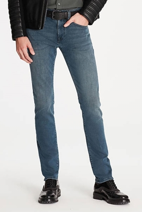 Jet Black Mavi Erkek Pantolon