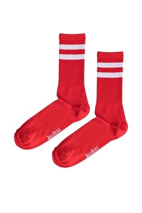 Bench Kırmızı Erkek Çorap
